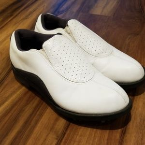 ADIDAS slip-on golf shoes